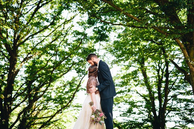 Broadway House wedding photographer swansea laugharne