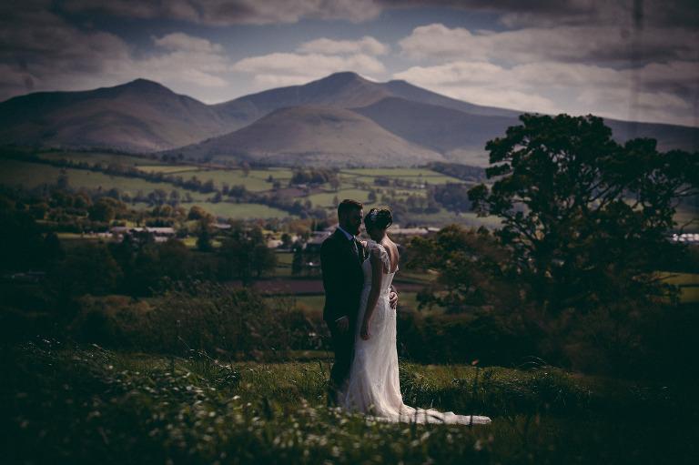 Barn Brynich wedding photography