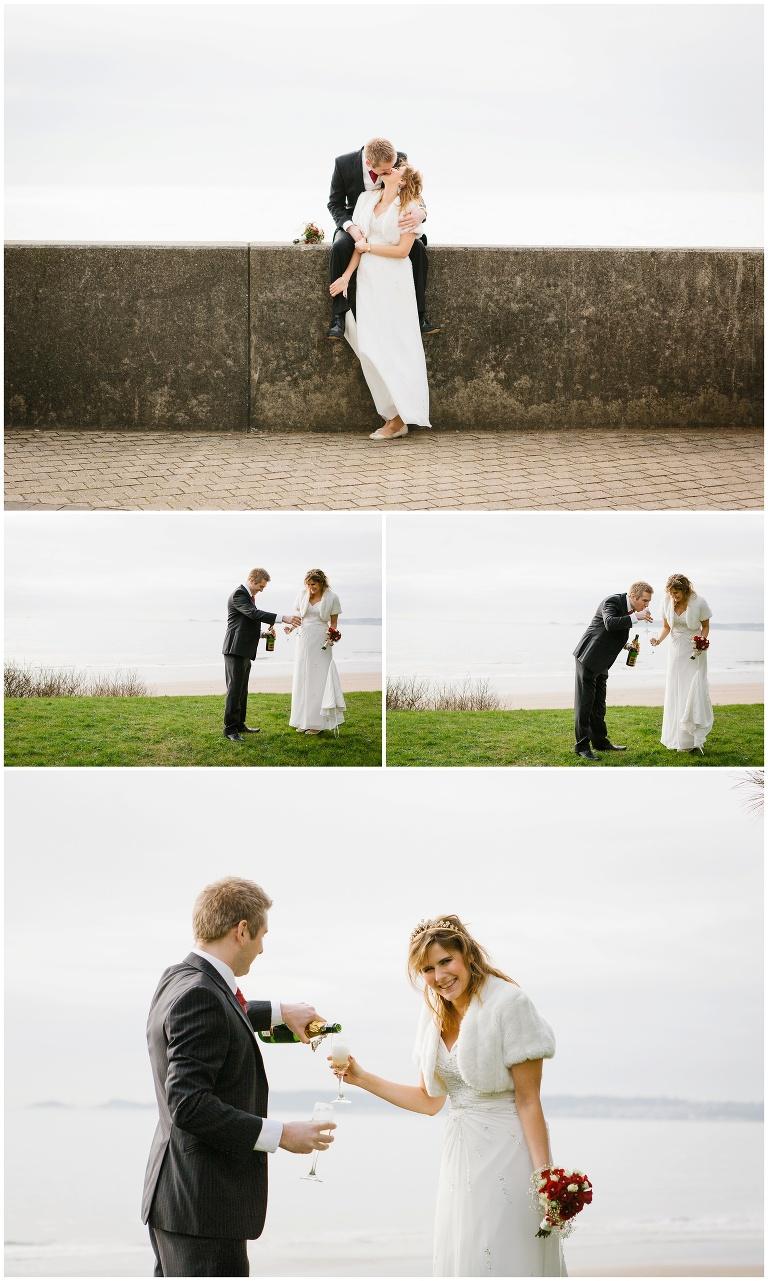 Swansea registry office wedding photography