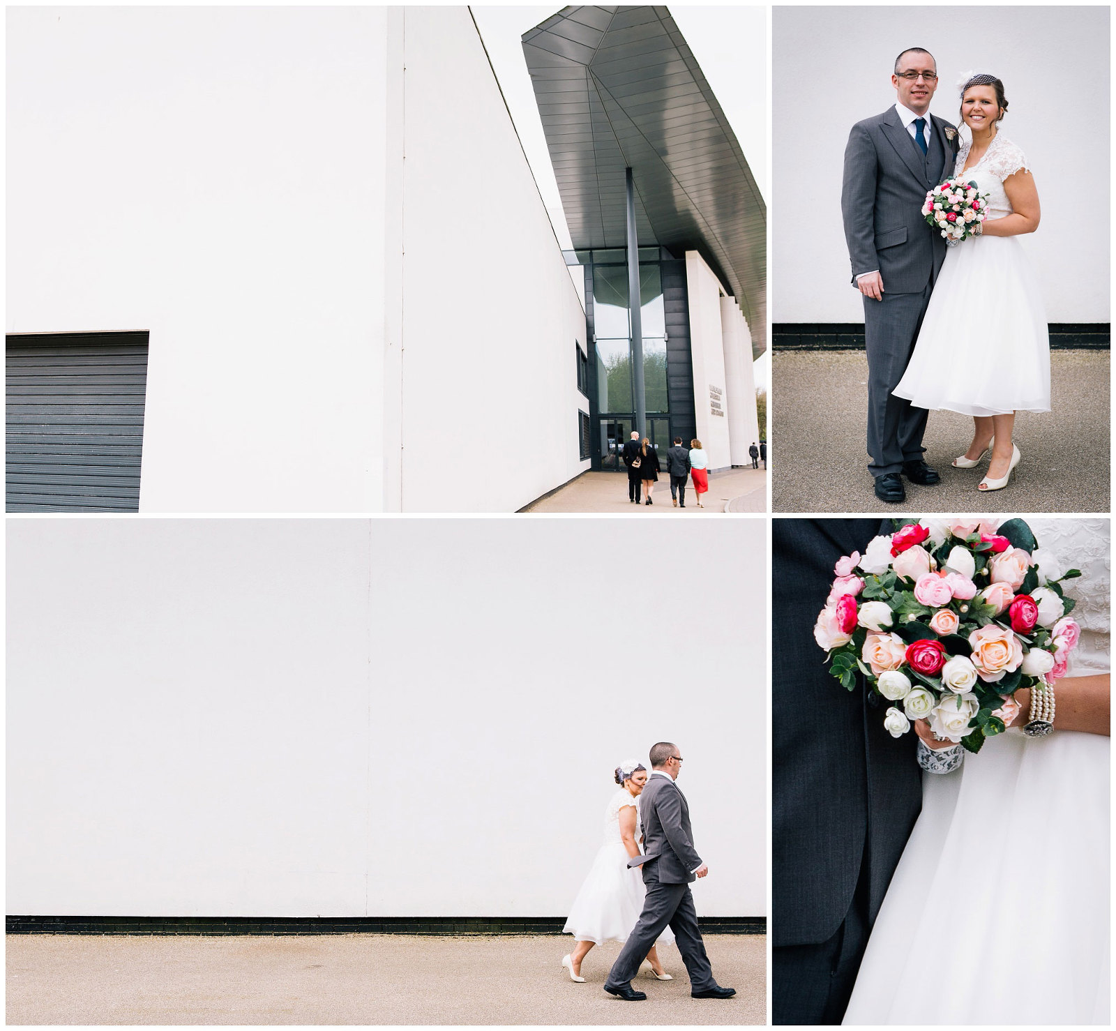 Anna and Ian Cardiff wedding photography Royal Welsh College Music and Drama