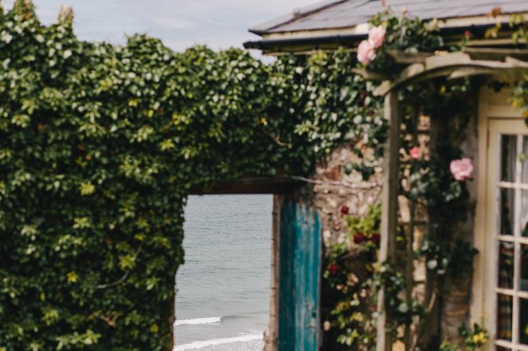 druidstone hotel wedding photographer