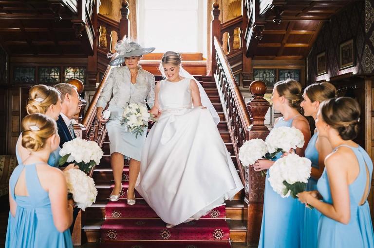 court colman wedding